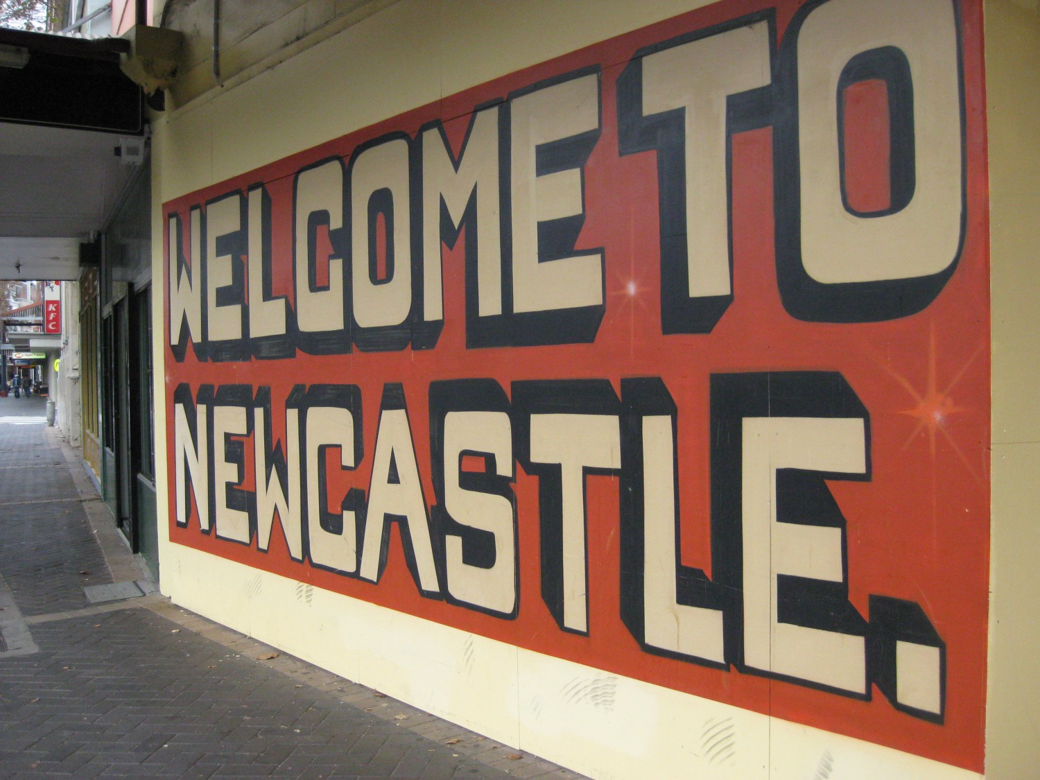 Welcome to Newcastle