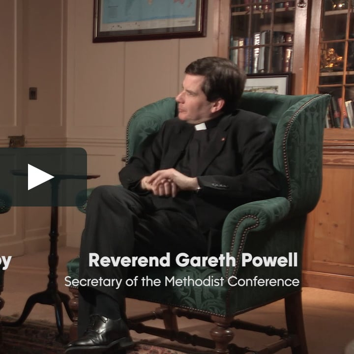 In this video, the Revd Gareth Powell and Archbishop Justin Welby discuss 'What